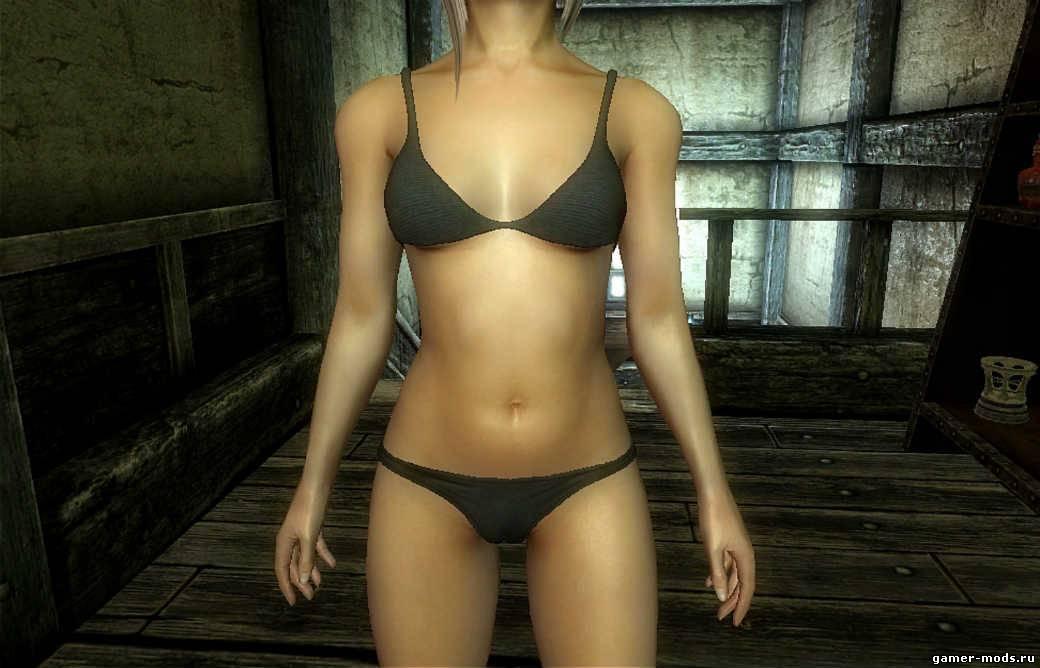 Сексуальное бельё для обливион
