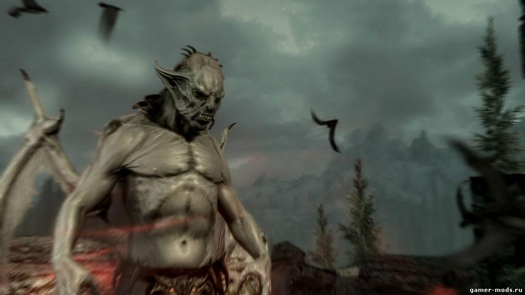 Скачать Dlc Dragonborn для Skyrim на русском