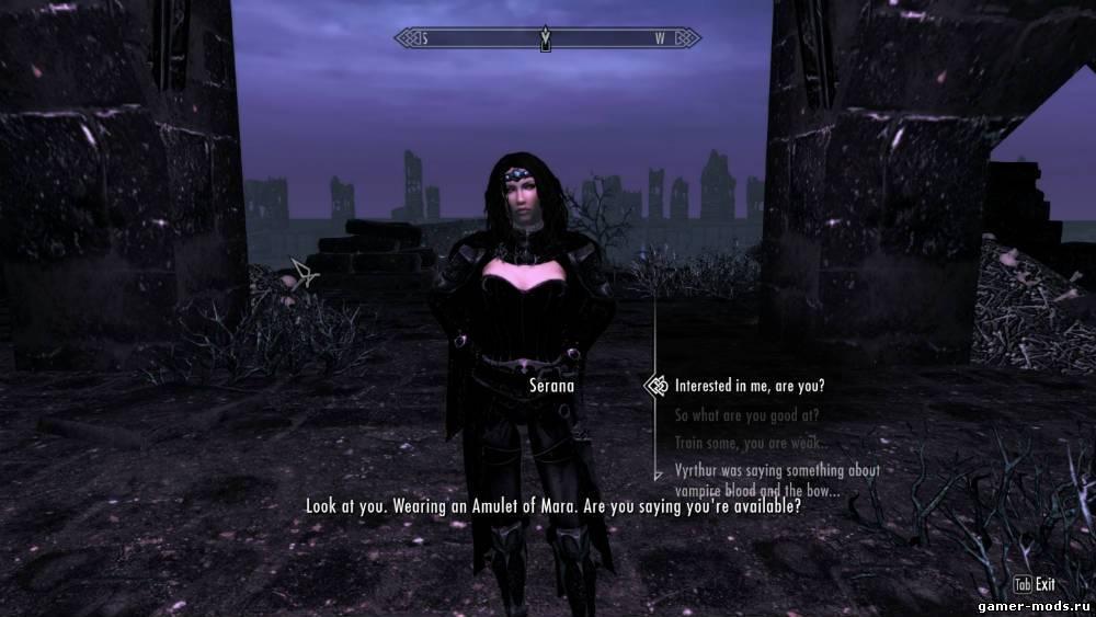 Skyrim мод позволяющий заняться сексом со всеми