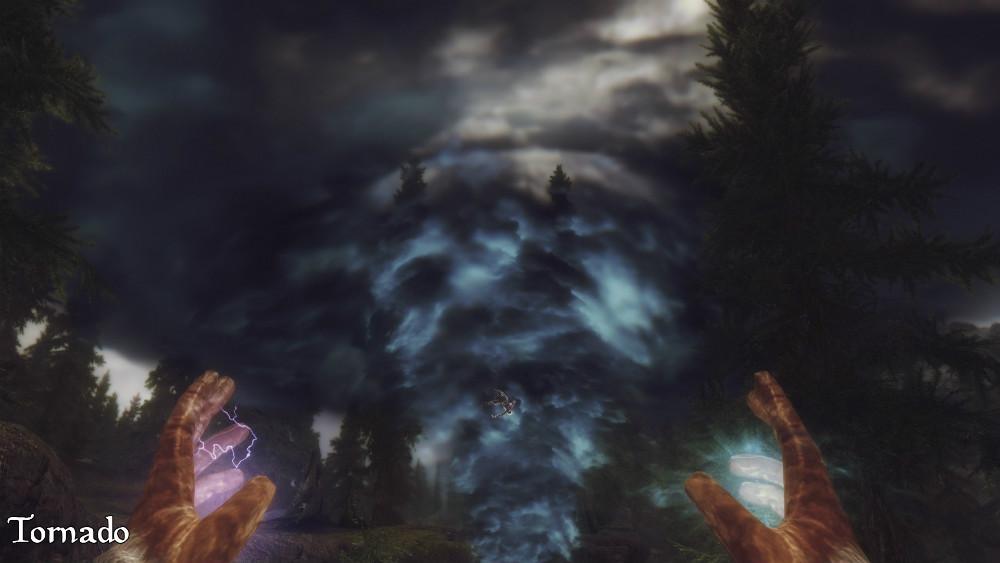 Apocalypse magic skyrim список заклинаний