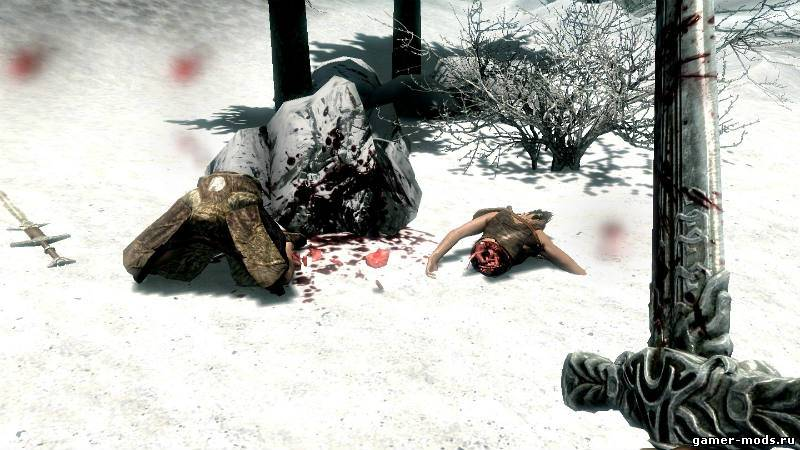 скачать мод на скайрим на убийство в голову - фото 11
