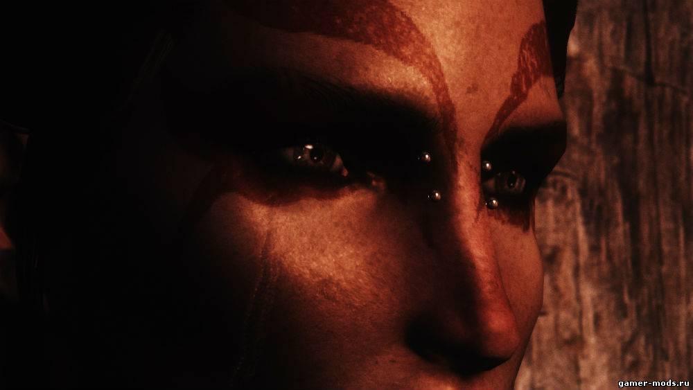 Fallout 4 facial piercings