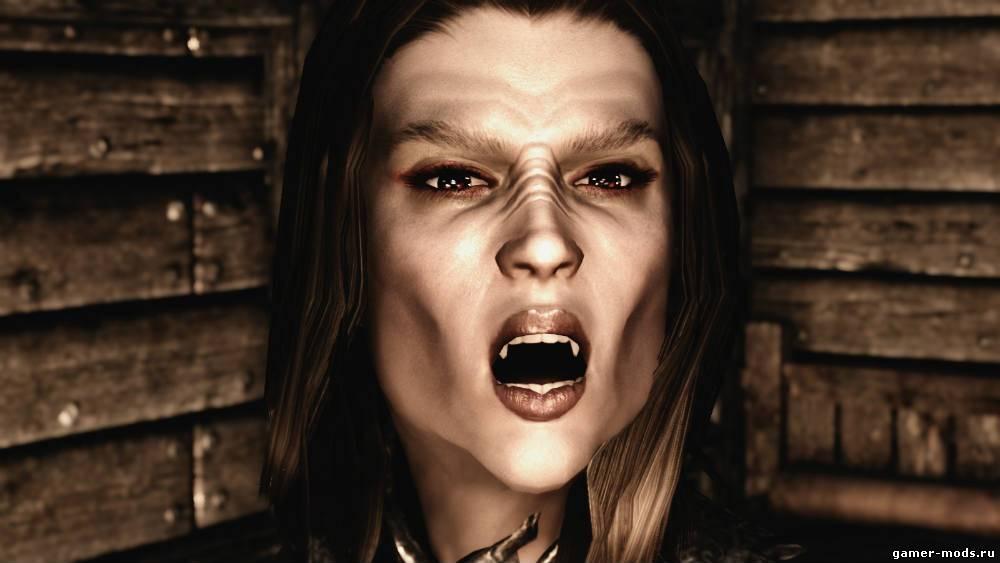Скачать Мод Для Вампиров Для Скайрим - фото 10