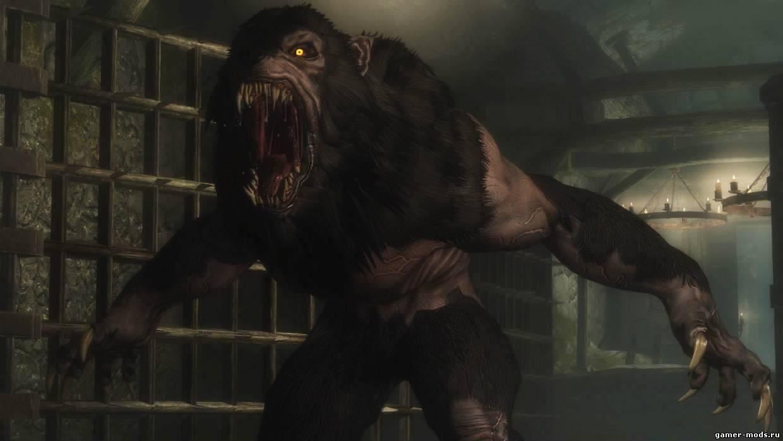 Skyrim werewolf smut fanfiction hardcore image