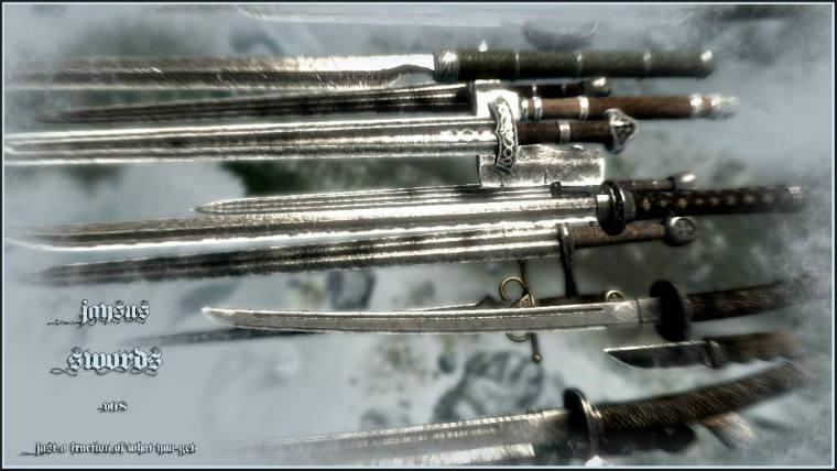 Расширенный набор оружия Скайрима / Lore Weapon Expansion - Оружие