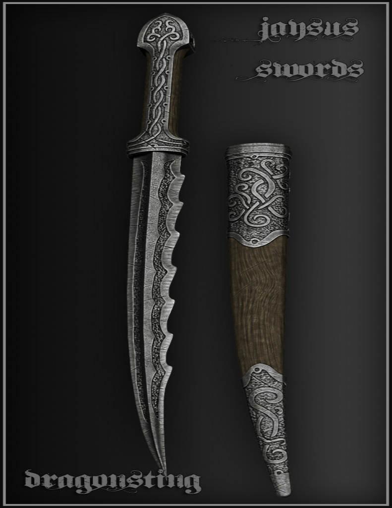 Jaysus swords скачать мод