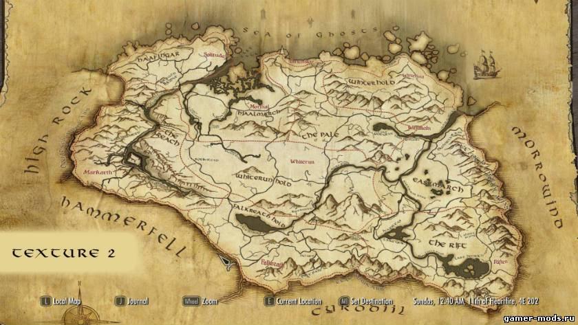 Bumazhnaya 3d Karta Skajrima Warburgs 3d Paper World Map