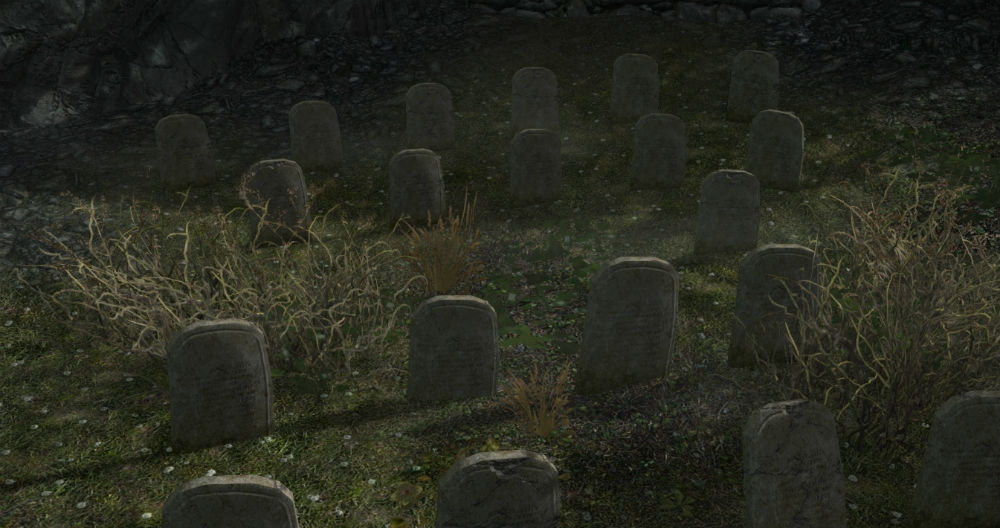 Расширенная система захоронений / Bring Out Your Dead 2.0.3 для TES V: Skyrim - Скриншот 1