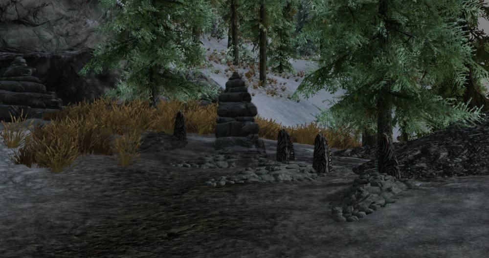 Расширенная система захоронений / Bring Out Your Dead 2.0.3 для TES V: Skyrim - Скриншот 3