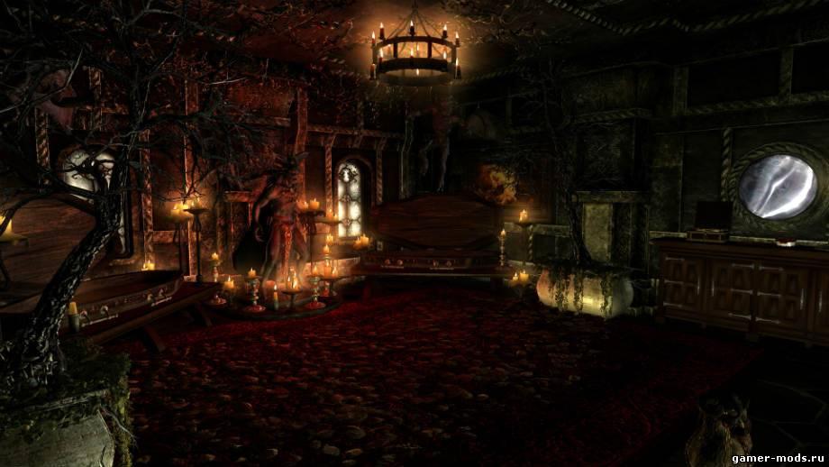 Скайрим мод Квесты для Вампиров