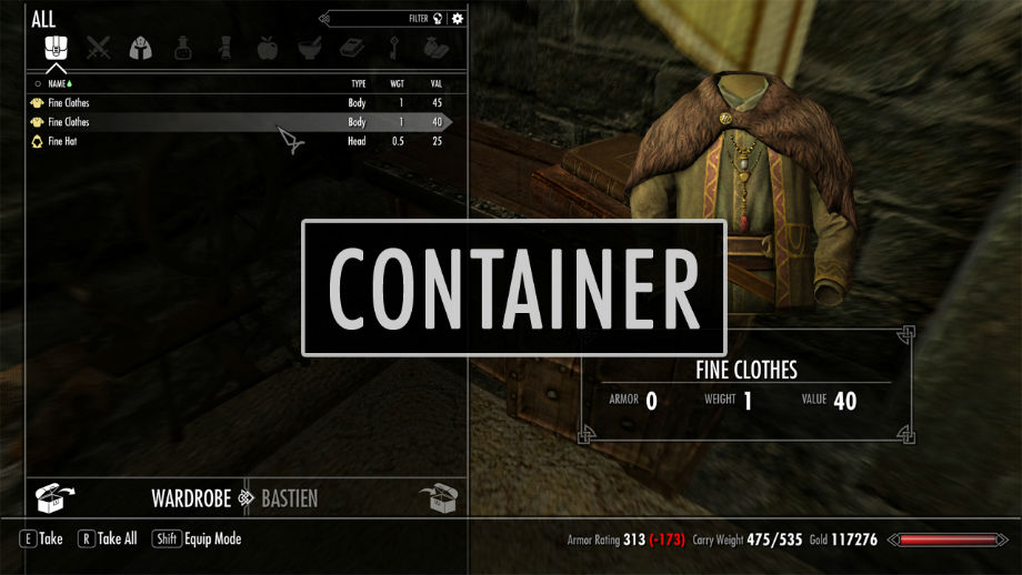 SkyUI 4.1 для TES V: Skyrim - Скриншот 3
