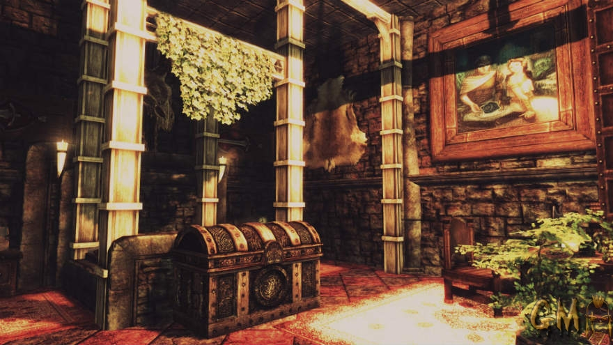 скачать мод на скайрим на замок вакариан - фото 3
