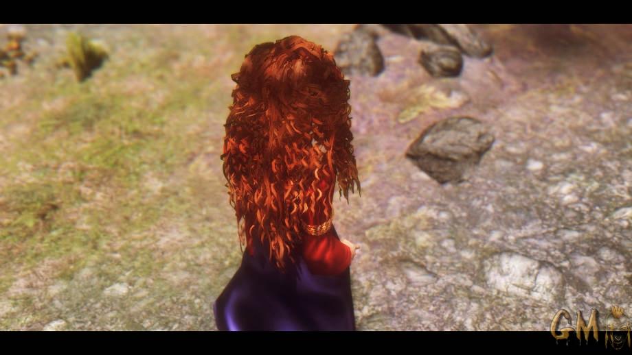 скачать мод на скайрим на анимацию волос - фото 5