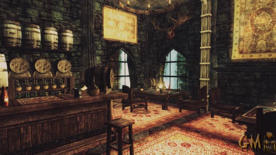 скачать мод на скайрим на замок вакариан - фото 2