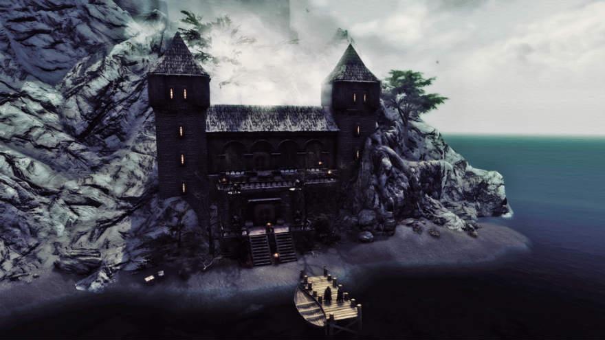 скачать мод на скайрим на замок вакариан - фото 10