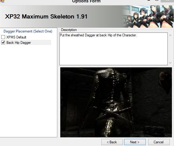 Dual Sheath Redux, SkyProc Patcher - Skyrim Mod