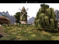 Tamriel reloaded hd skyrim скачать мод