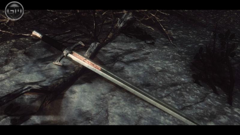 Оружие для Skyrim - Skyrim LE - моды для Скайрим, Skyrim SE