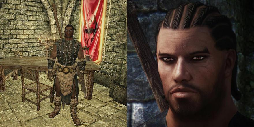 Мужчины Скайрима / Males of Skyrim - NPC - Skyrim LE - моды