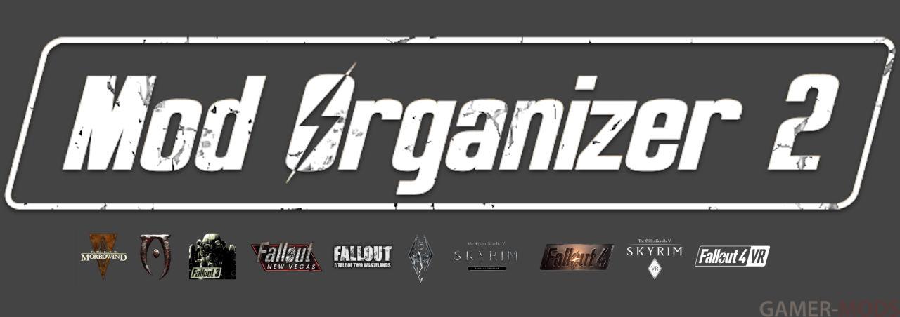 Mod Organizer 2 (Fallout 4, Skyrim SE, Oblivion, Fallout 3