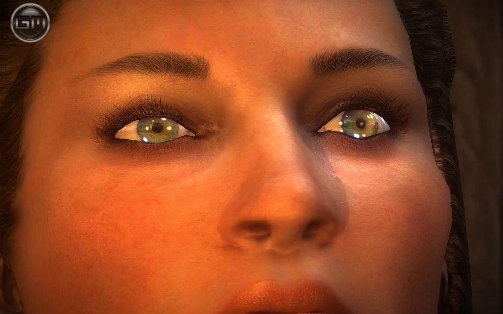 Улучшенные отражения глаз / Improved Eye Reflections and Cube Map 1.0 для TES V: Skyrim - Скриншот 1