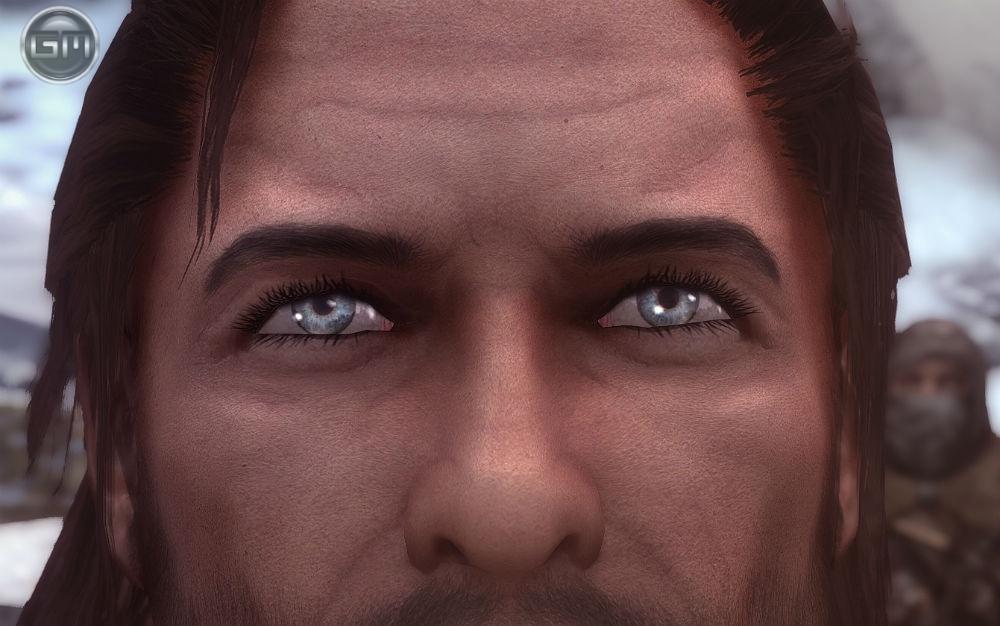 Улучшенные отражения глаз / Improved Eye Reflections and Cube Map 1.0 для TES V: Skyrim - Скриншот 2