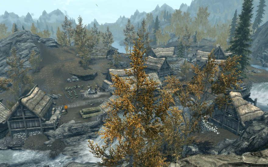 Айварстед / Ivarstead 1.0 для TES V: Skyrim - Скриншот 3