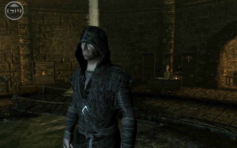 Одеяние Гаррета вора / Garrett Thief Armor 0.11 для TES V: Skyrim - Скриншот 1