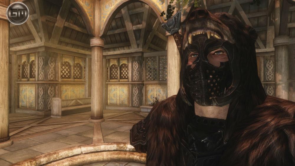 Доспехи Предвестника / Harbinger's Set 1.1 для TES V: Skyrim - Скриншот 3