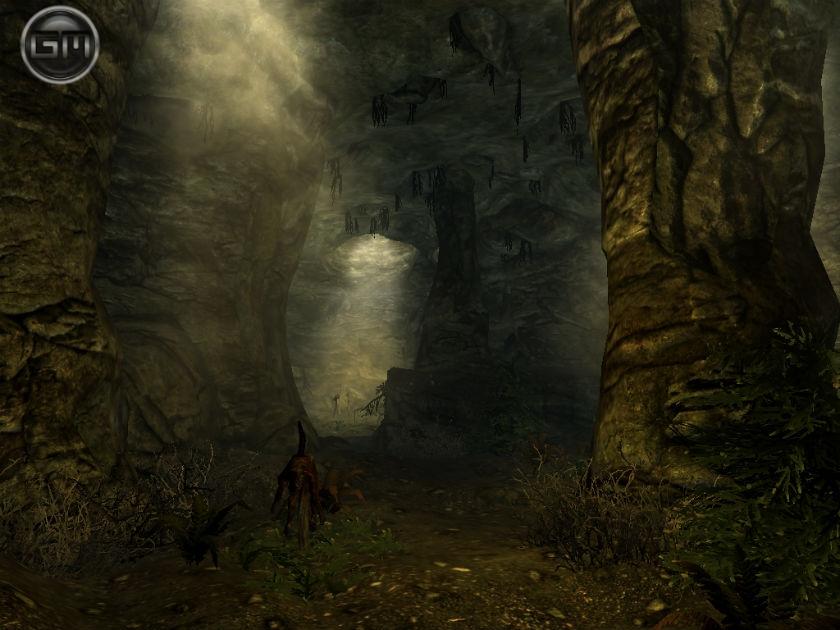 Солстейм - Затерянные равнины / Solstheim – The Lost Levels 1.3a для TES V: Skyrim - Скриншот 2