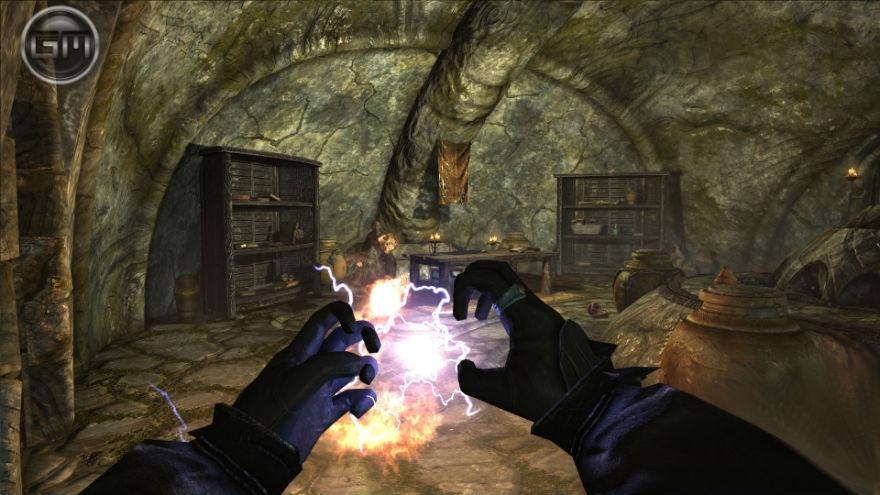 Подземелье Волундр / Volundr 1.4 для TES V: Skyrim - Скриншот 3