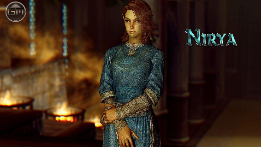 The College of Winterhold - NPC Improvement - NPC - Skyrim LE - моды