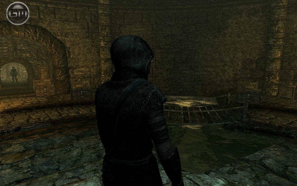 Одеяние Гаррета вора / Garrett Thief Armor 0.11 для TES V: Skyrim - Скриншот 2