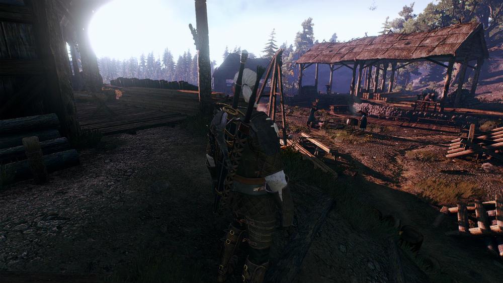 Переработка освещения - Общее / Yet Another Lighting Mod 1.03 для The Witcher 3: Wild Hunt - Скриншот 3