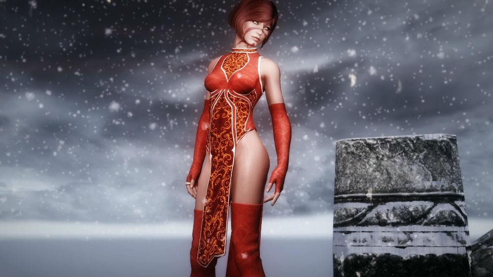 Skyrim Женская Одежда Доставка