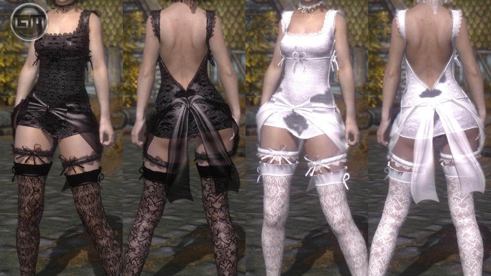 одежда и броня из nehrim для oblivion