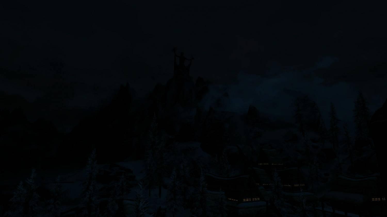 Скайрим мод на Темные Ночи