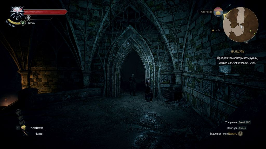 Активный зум для Ведьмак 3 / Active Witcher Zoom 6.0 для The Witcher 3: Wild Hunt - Скриншот 1