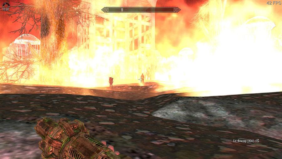 скачать мод на ад в скайриме - фото 9