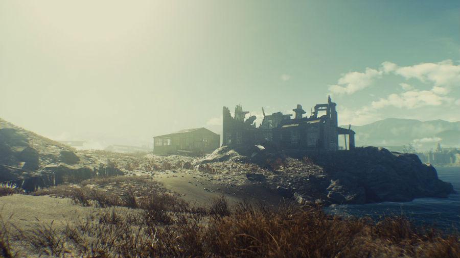 Petrichor ENB - ENB/SweetFX - Fallout 4 - моды для Скайрим, Skyrim