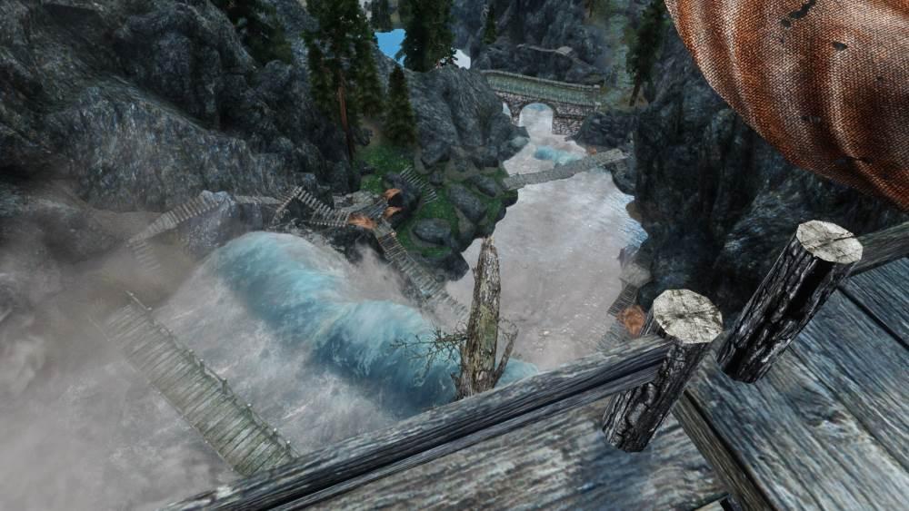 Скачать Мод Скалолазание На Скайрим - фото 5
