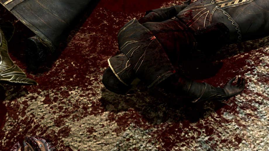 скачать моды на скайрим 5 на кровь и раны - фото 10