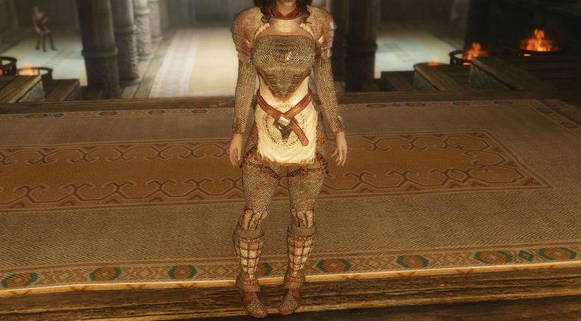 Мод новое бикини арадии для скайрима