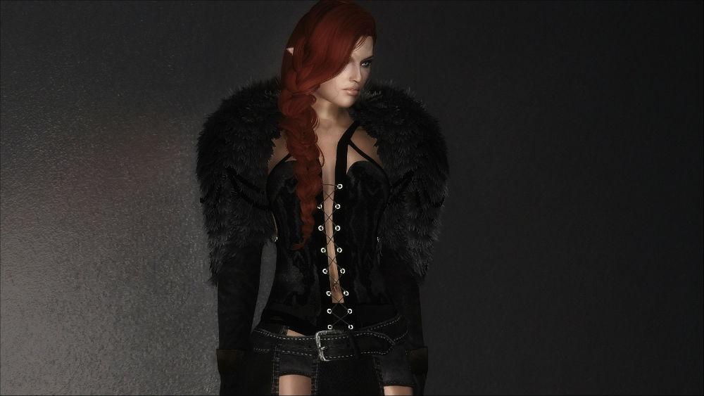 Одежда Для Скайрима Женская