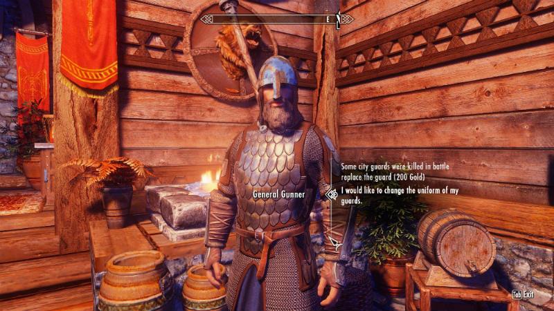 скачать мод на скайрим на замок утгард - фото 10