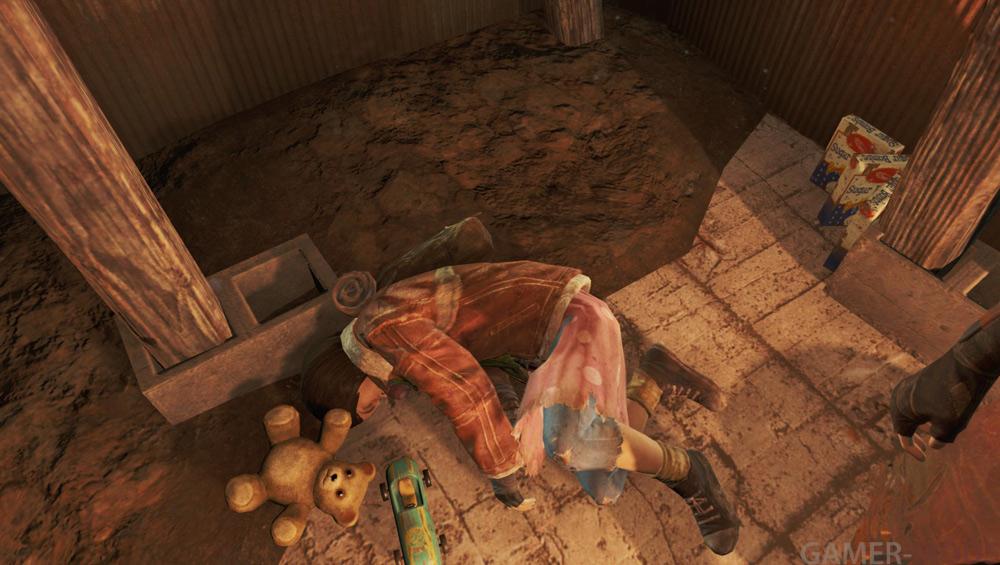 Убиваемые дети / Killable Children - Геймплей - Fallout 4 - моды для