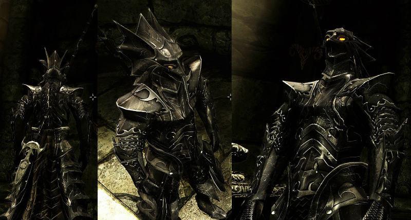 Доспехи и броня для Скайрим - Skyrim LE - моды для Скайрим