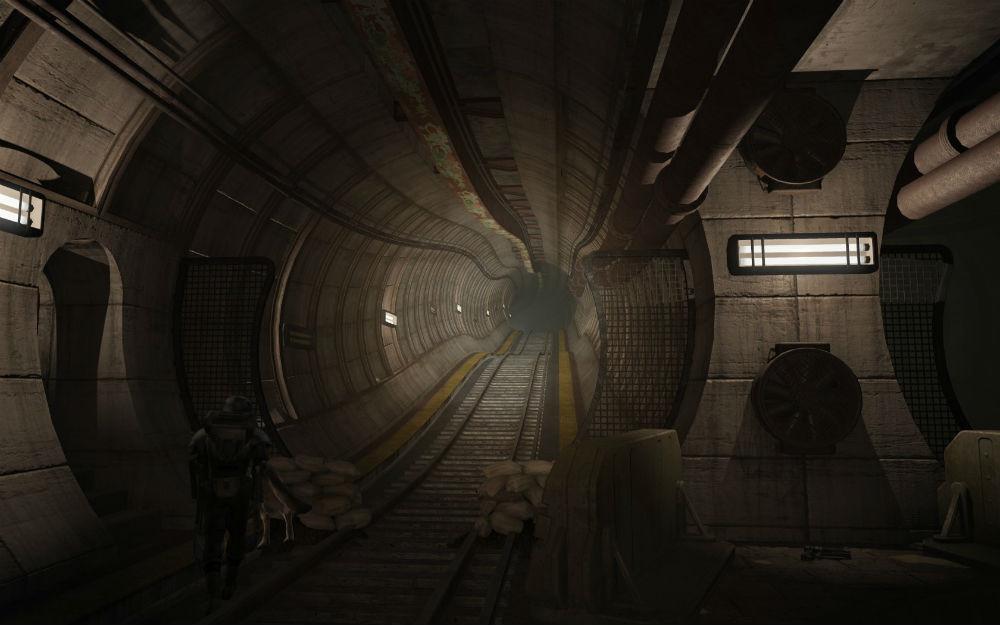 Рабочее метро Содружества / Subway Runner - Геймплей ...: http://gamer-mods.ru/load/fallout_4/gejmplej/subway_runner/128-1-0-4640