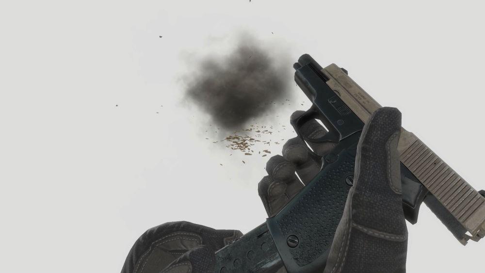 Пакет анимаций для пистолетов / Pistol Reanimation Pack