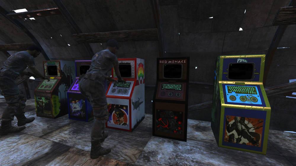 Fallout 3 игровые автоматы игровые автоматы вилд